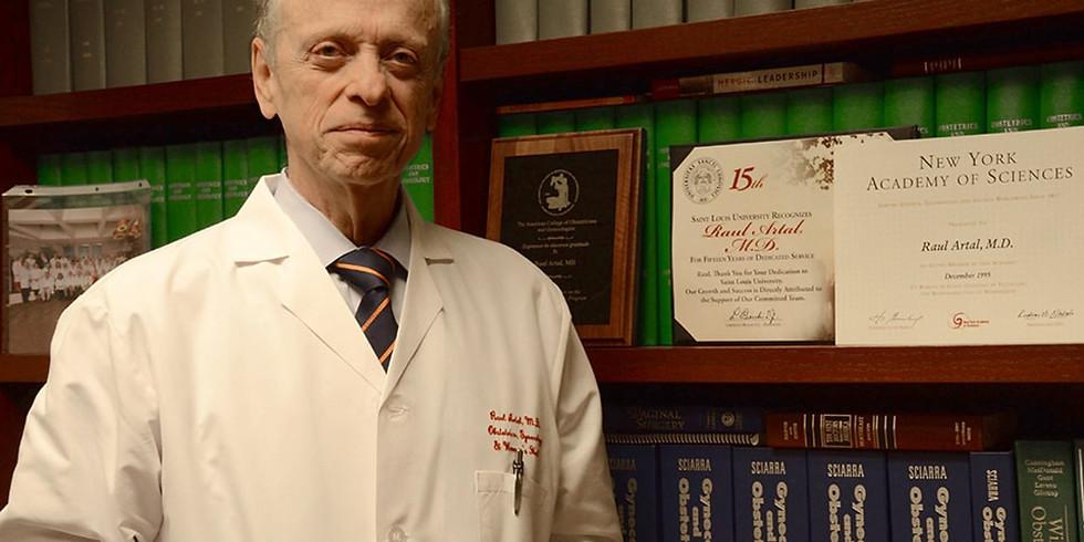 Holocaust Survivor Talk: Dr. Raul Artal