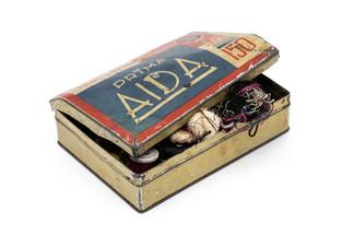 Cigarette Case belonging to Dana Schwartz