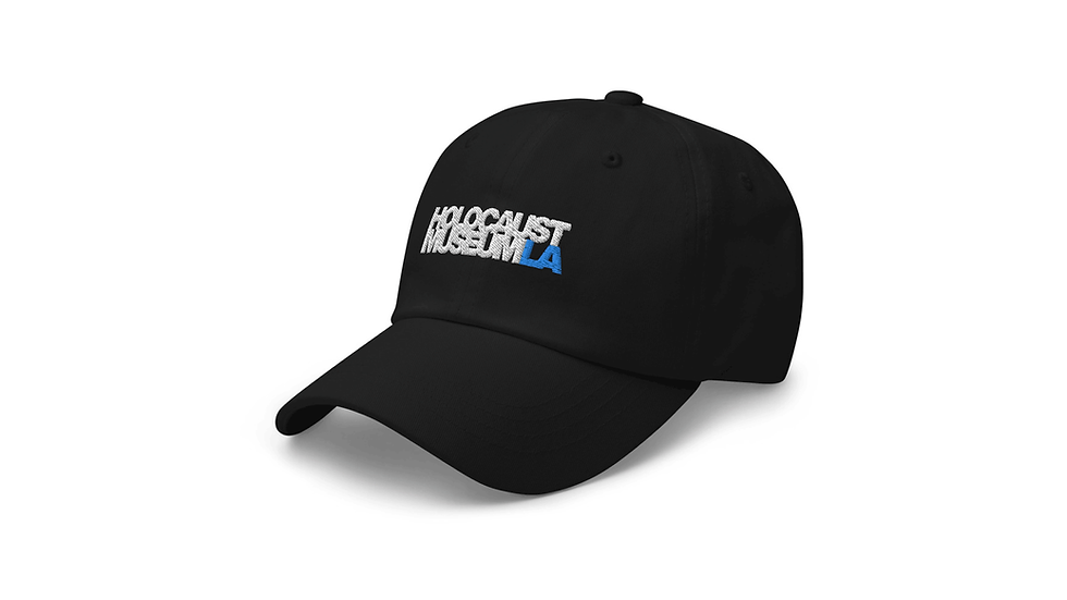 Logotype Unstructured Hat