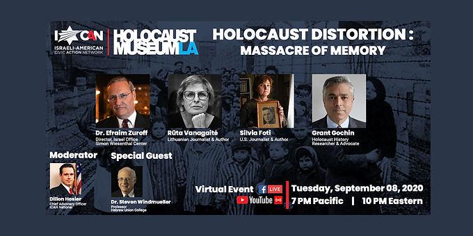 Holocaust Distortion: Massacre of Memory