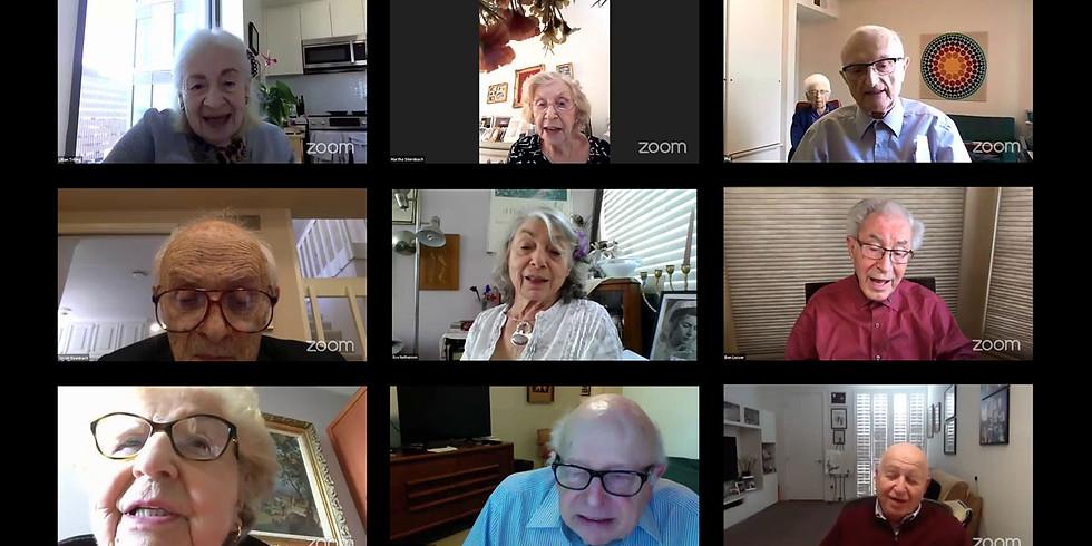 Holocaust Survivor Talk: Holocaust Survivor Day