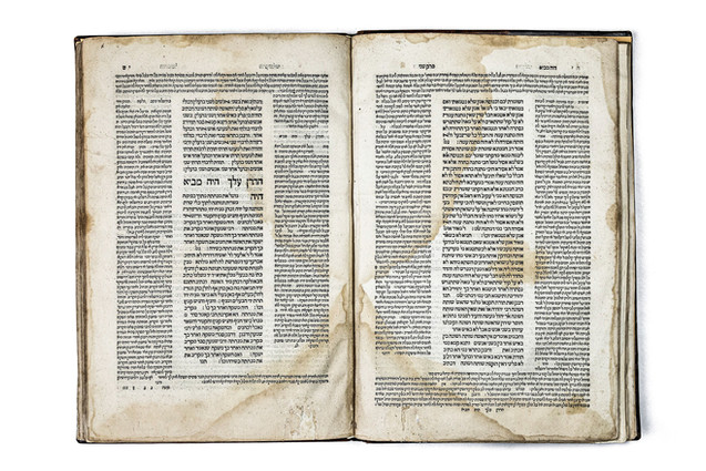 Bomberg Edition Talmud