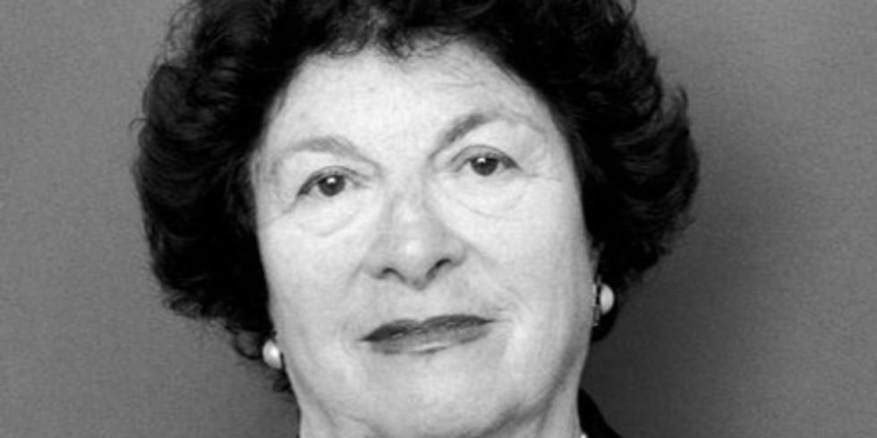 Holocaust Survivor Talk: Eva Brettler