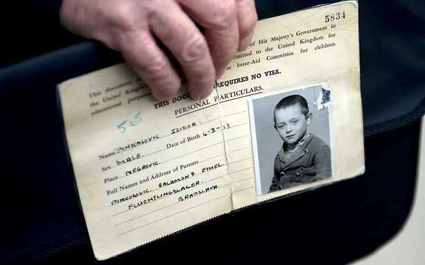 Inside the (Acid-Free) Box: A Behind-the-Scenes Look at Stories from the Kindertransport