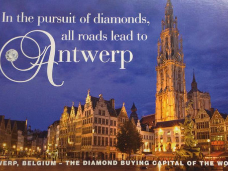 Antwerp, Diamond capital of the WORLD! |Bowling Green, KY Direct Diamond Importer