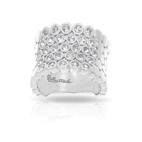 Belle Etoile Shimmer ring Size 7