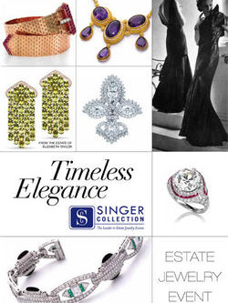 Singer Estate Jewelry Show! November 15, 2017 | Bowling Green, KY Premier Jewelry, Repair and Custom