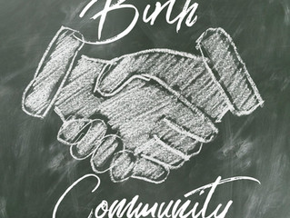 Hey Photographers!!!   Wanna join the Birth Community?