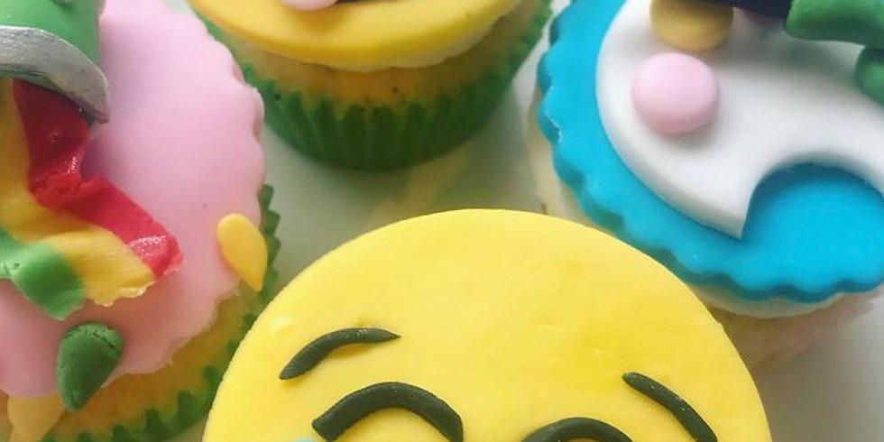 Cupcake decorating class - Summer class