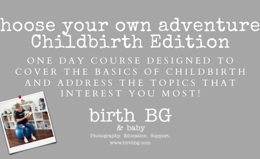 FREE Choose your own adventure One Day Childbirth Class   Bowling Green, KY   Childbirth Education