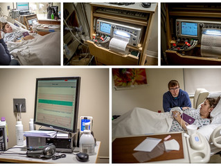 Birth Photography and unplanned Cesarean. | Bowling Green, Glasgow, KY Doulatog