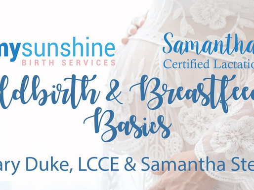 FREE Virtual Childbirth and Breastfeeding Basics Class June 15th 2020   Bowling Green, KY