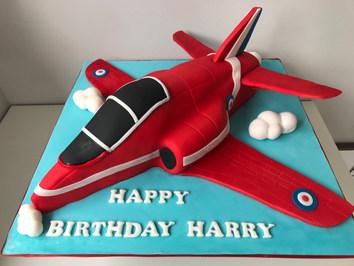 Royal air force cake