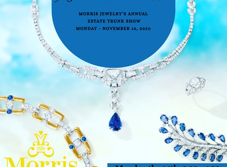 Annual Estate Trunk Show | Bowling Green Estate and Vintage Jewelry