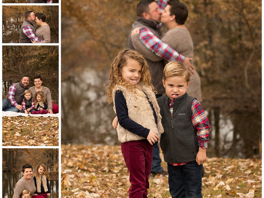 Fall Mini Sessions October 10th, Basil Griffin Park   Bowling Green, KY Photographer