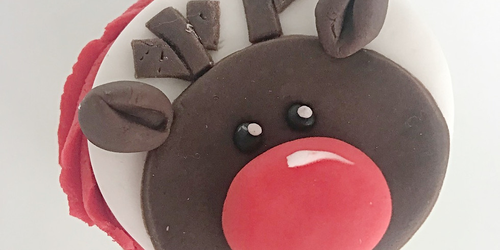Christmas cupcake decorating class - SOLD OUT