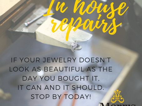 #fixitfriday | Bowling Green, KY Fine Jewelry, Custom Design and Jewelry Repair