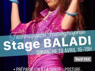 Stage online BALADI 19 avril