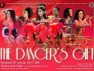 SHOW The Dancer's Gift Vendredi 27 janvier