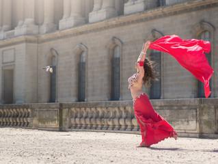 REPORTé!! Stage 22 mars Fusion Voile Flamencorientale