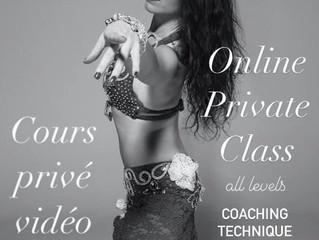 Cours particuliers online avec Myrto