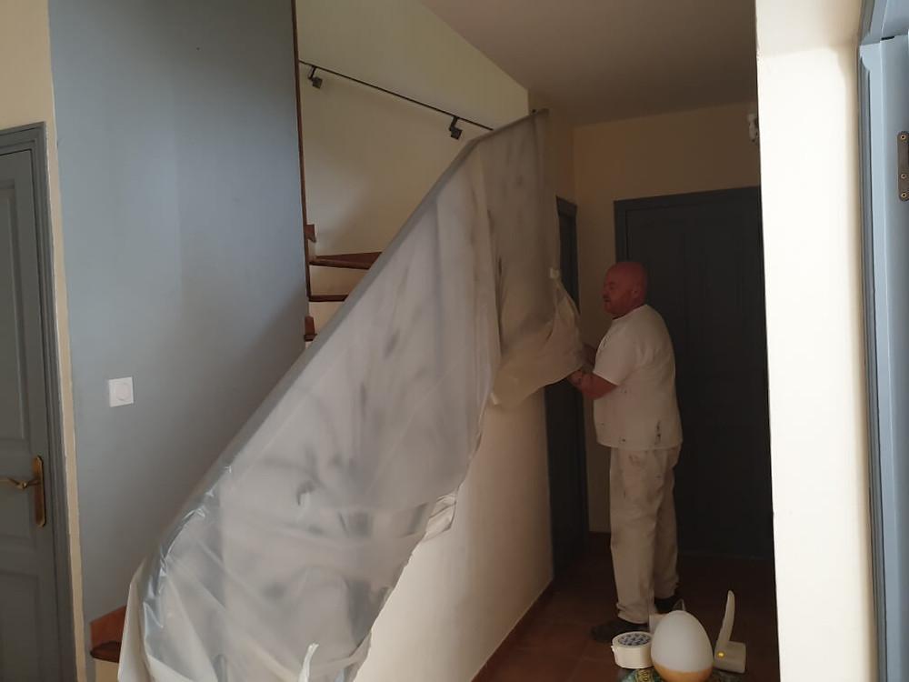 Service à domicile peinture Salon-de-Provence