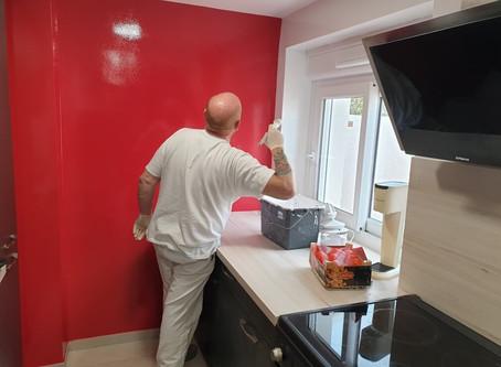 A Votre Service : Nos services de peinture sur Vitrolles et ses environs