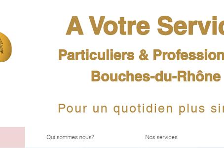 """Découvrez le site """"A Votre Service"""""""