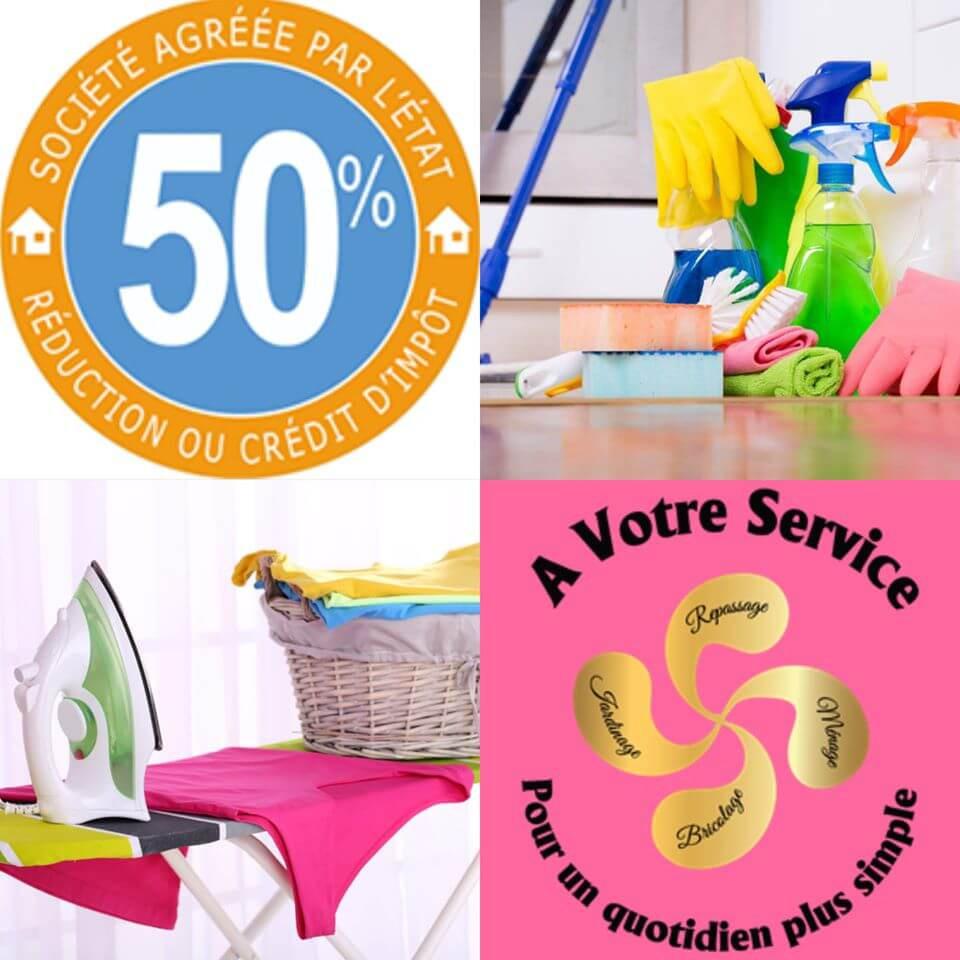 A Votre Service | Service à domicile | Bouches-du-Rhône |