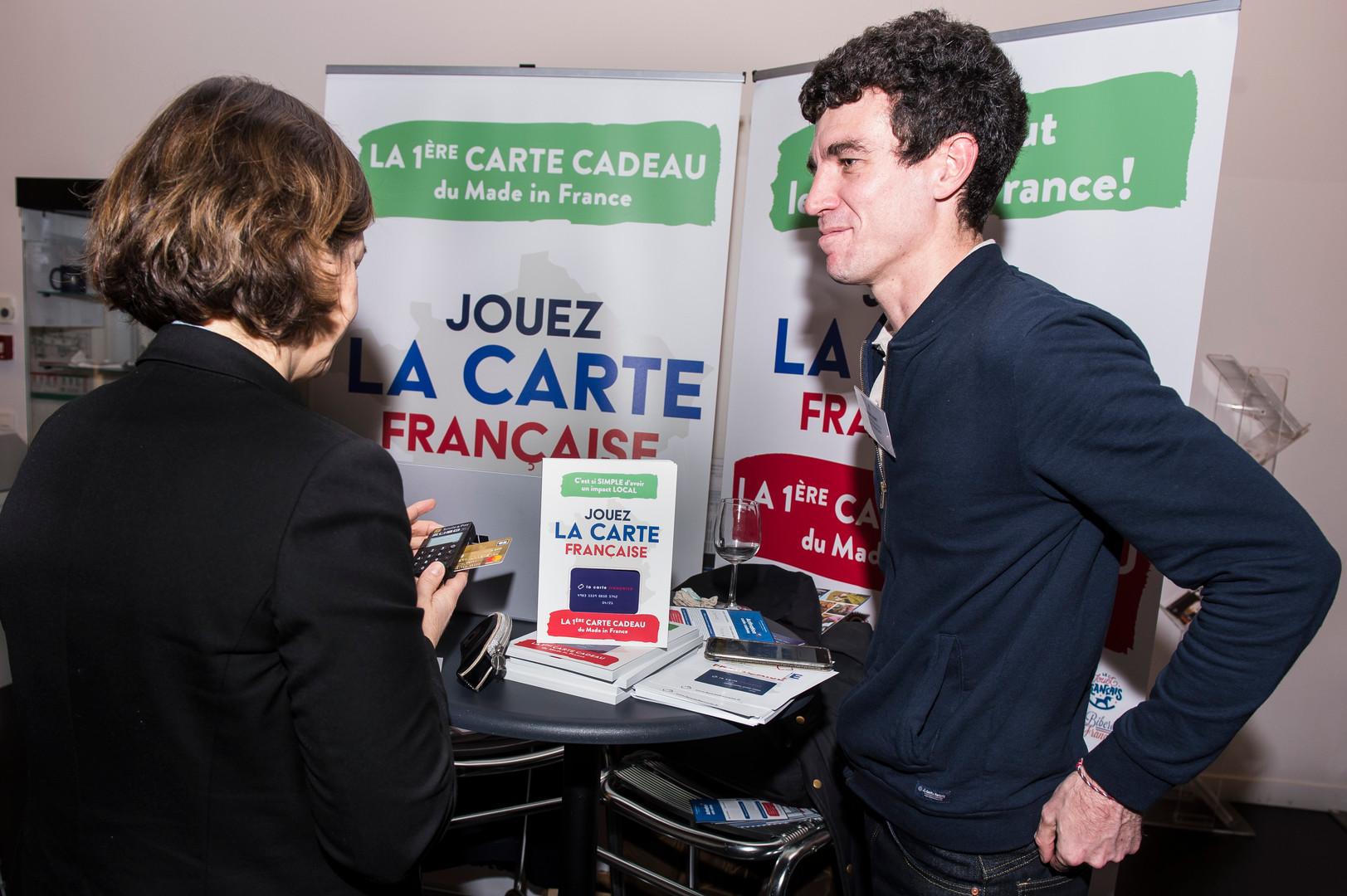 La Carte Française © Corinne Simon
