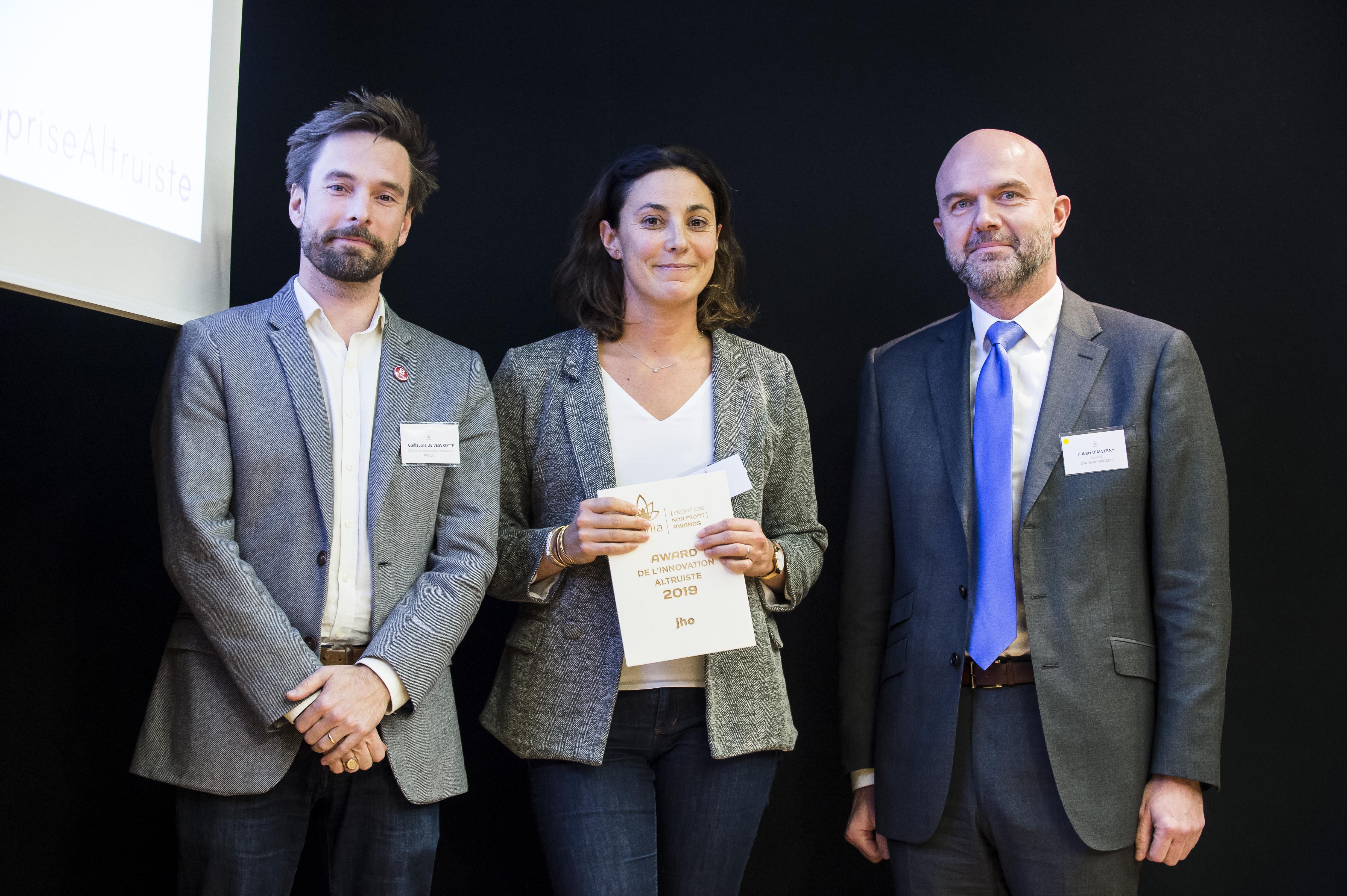 Awards de l'Entreprise Altruiste