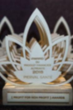 Awards de l'entreprise altruiste, Axylia