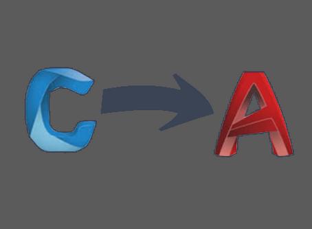 Export a Civil 3D drawing to AutoCAD