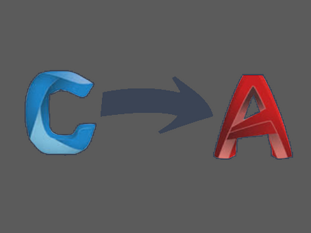 Export a Civil 3D drawing to AutoCAD