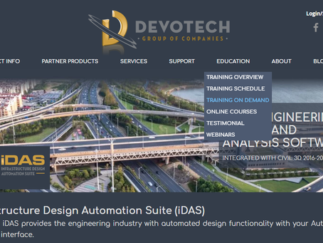 Devotech's Training Resources and Learning Paths