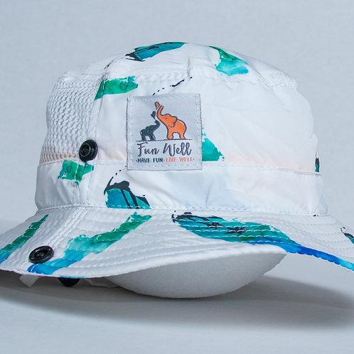 UPF/SPF 50 Sun Hat FLORIDA
