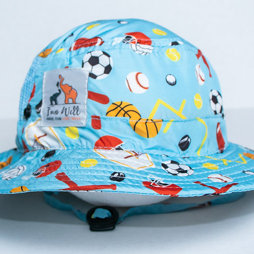 UPF/SPF 50 Sun Hat SPORTS