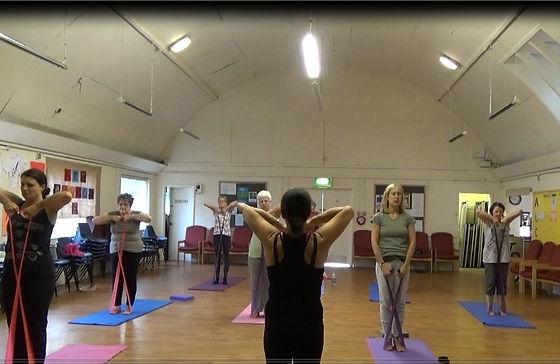 Pilates Exercise Classes