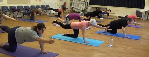 Pilates in Manchester