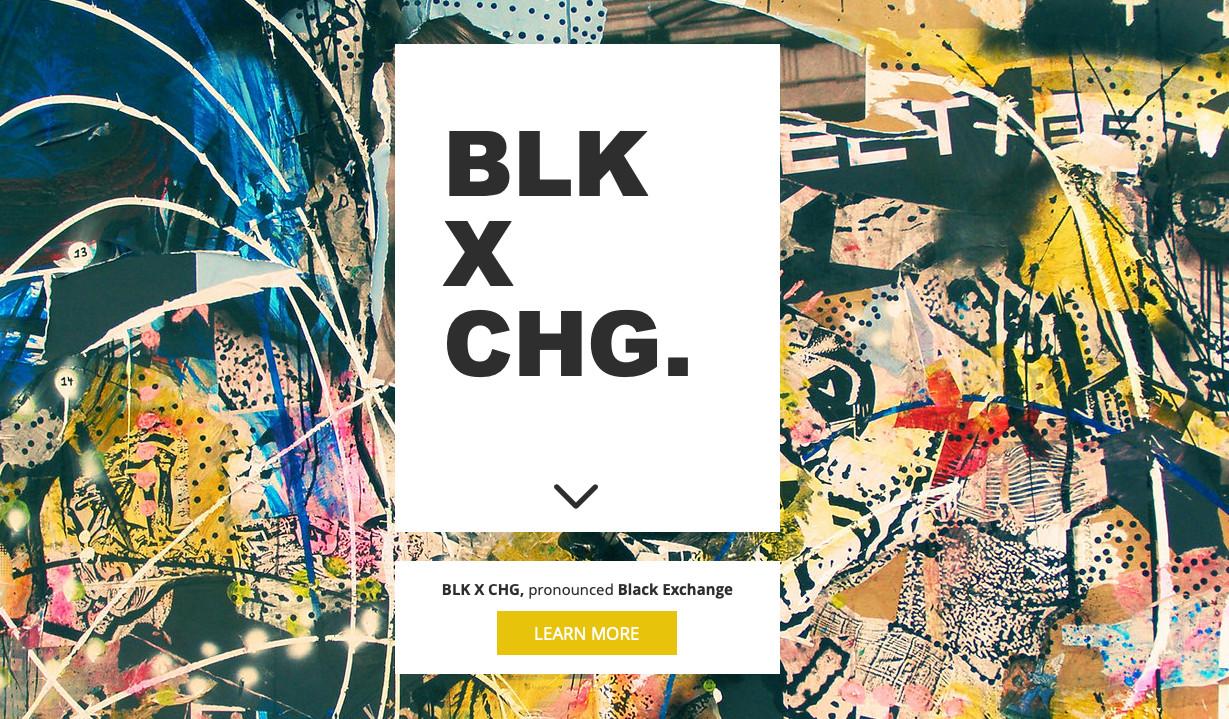 BLK X CHG