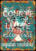 Hommage à Bhagat Singh / Affiche 21x29.7cm