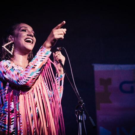 À convite do Festival, Danna Lisboa participa de podcast sobre composição marginal
