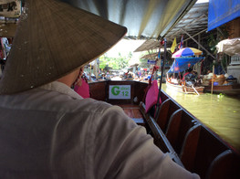 Floating Markets, Thailand