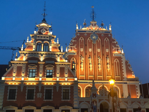 House of Blackheads, Riga