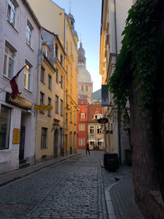 Riga Backstreets