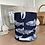 Thumbnail: Denim Storage Tub - Sardine Design