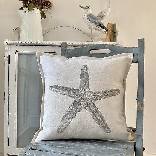 'Seashore Starfish' Cushion