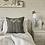 Thumbnail: Cornflower Cushion Grey