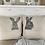 Thumbnail: 'Mr Hare Print' Natural Cushion