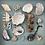 Thumbnail: 'Seagrove Bay Treasures' Coastal Frame